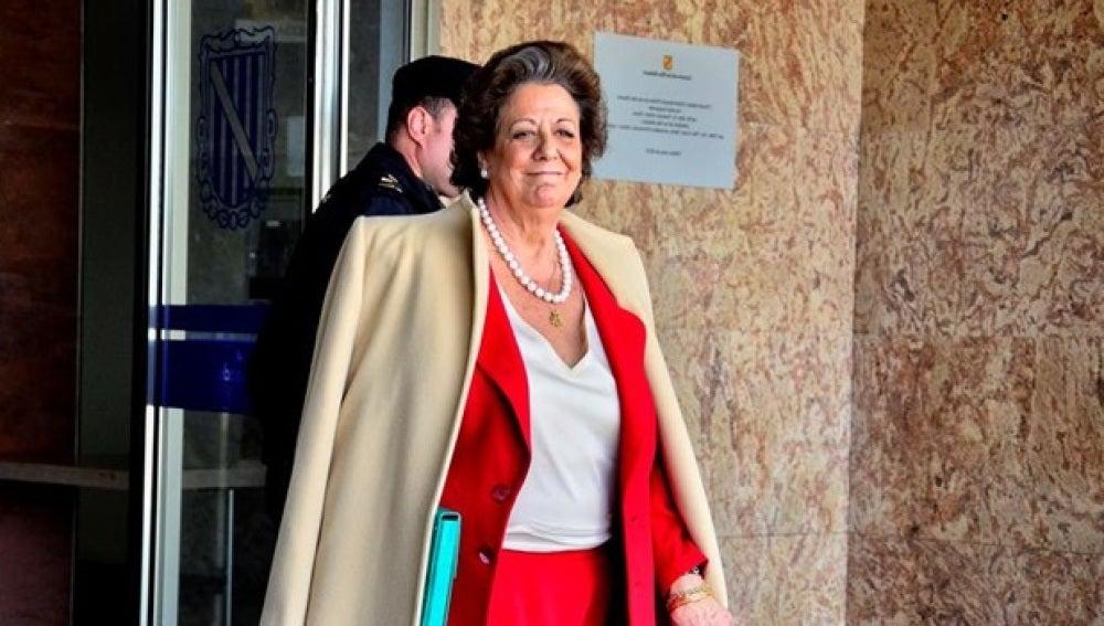 Rita Barberá en una imagen de archivo