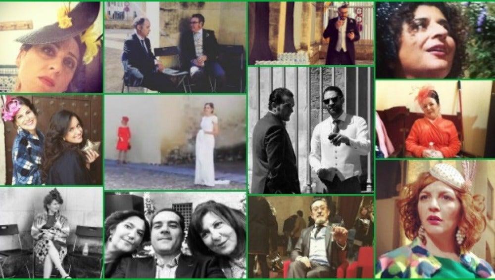 'Allí Abajo' se viste de gala para la boda de ¿Carmen e Iñaki?'Allí Abajo' se viste de gala para la boda de ¿Carmen e Iñaki?