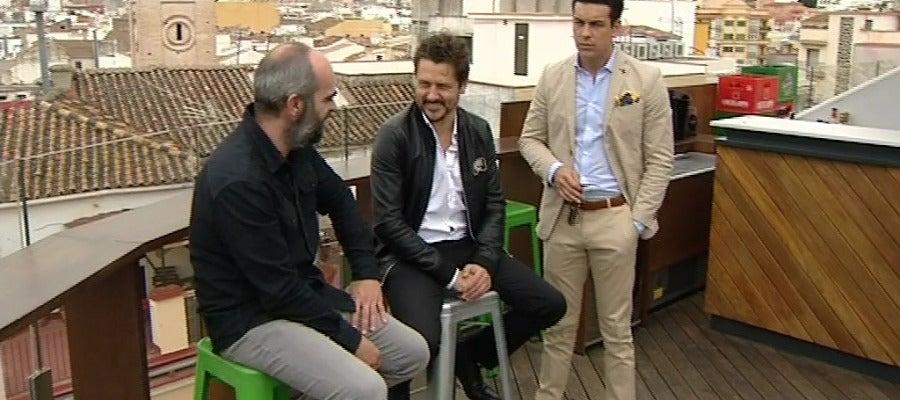Cine se estrena antena 3 tv 39 toro 39 lo nuevo de kike - Casa de citas malaga ...