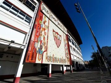 El estadio Sánchez Pizjuán