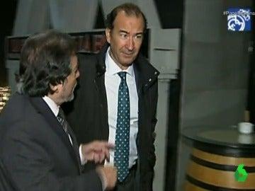 Eduardo Fernández de Blas, vicepresidente del Real Madrid