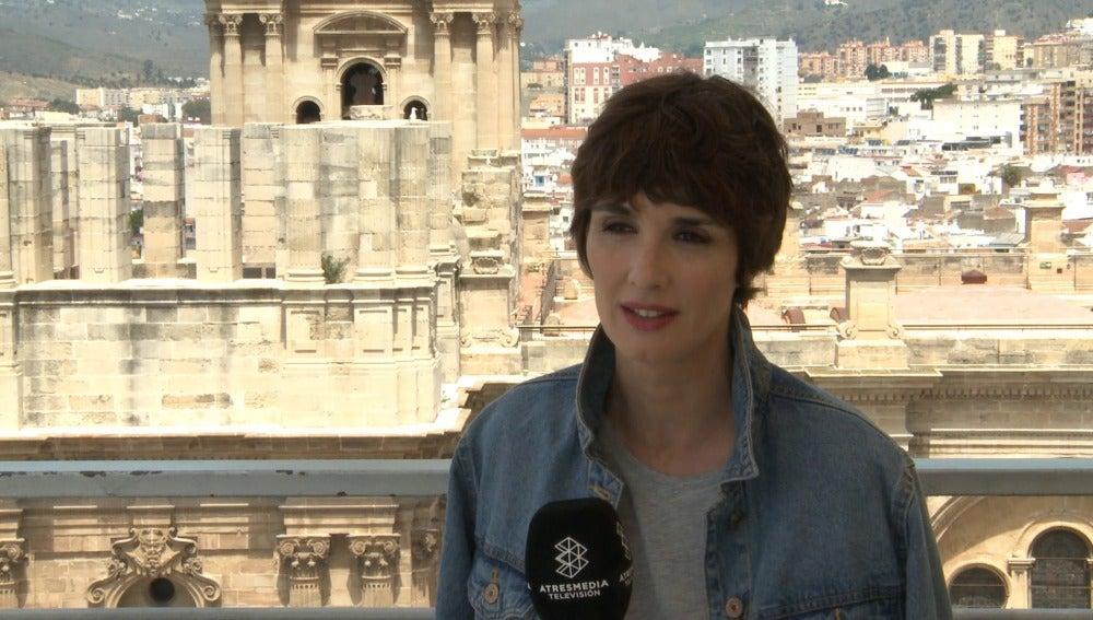 Paz Vega, premio Málaga