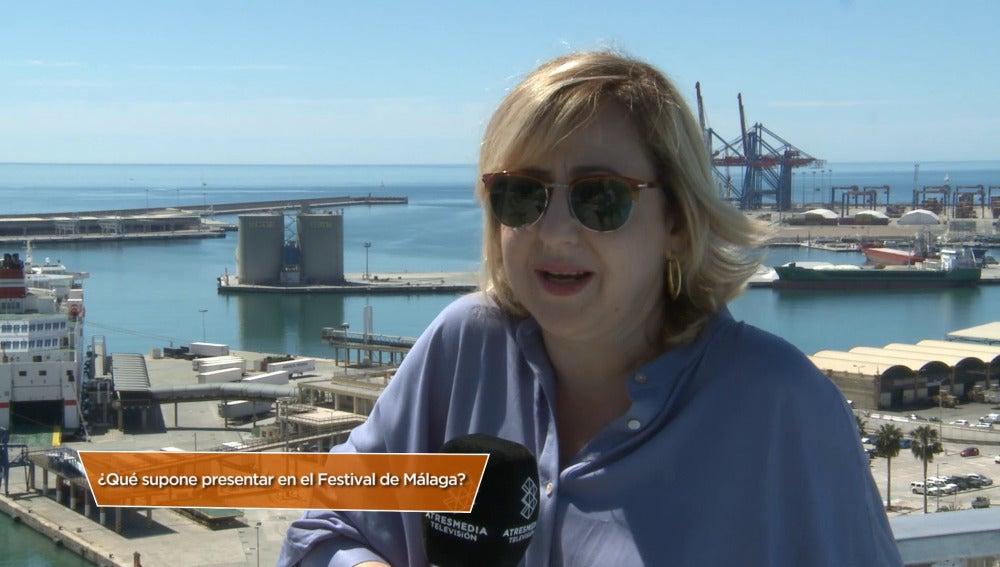 Carmen Machi habla sobre 'Rumbos'