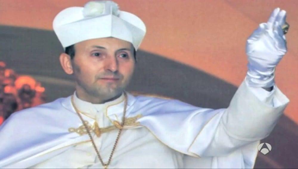 """Frame 71.938205 de: El """"papa"""" de El Palmar de Troya abandona la secta por """"pérdida de fe"""""""
