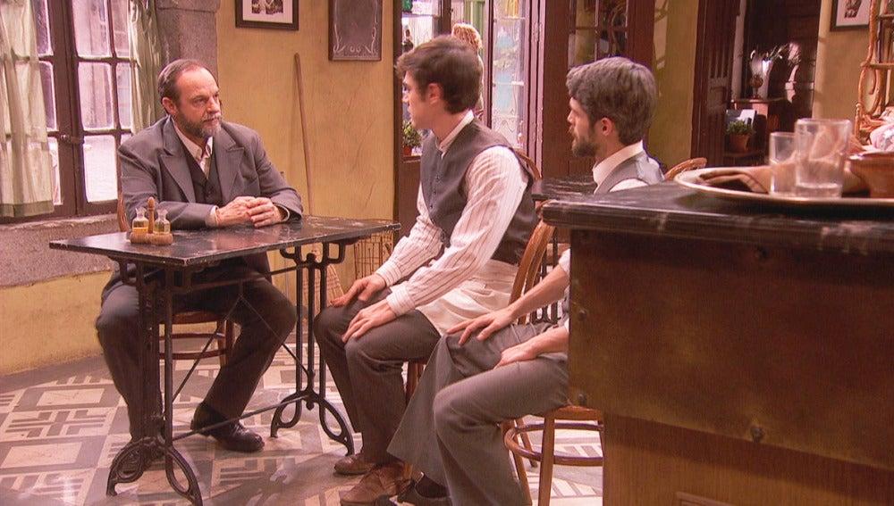 Matías, Raimundo y Ramiro