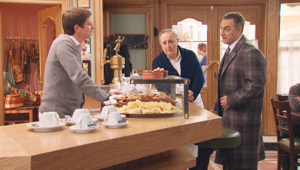 Lorente, Marcelino y Pelayo