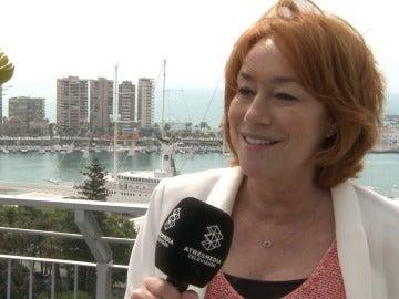 Gracia Querejeta en el Festival de Málaga