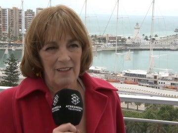 Carmen Maura en el Festival de Málaga