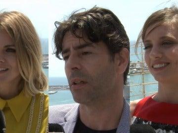 'Nuestros amantes', con Eduardo Noriega y Michelle Jenner, clausura el Festival de Málaga