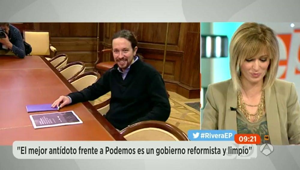 """Frame 0.0 de: Pablo Iglesias quiere pactar un gobierno con el PSOE: """"Estamos llamados a ser aliados"""""""