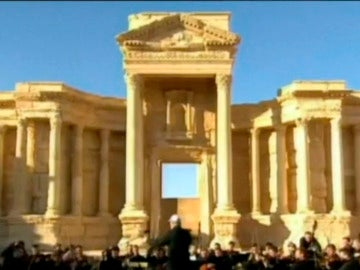Teatro romano de Palmira
