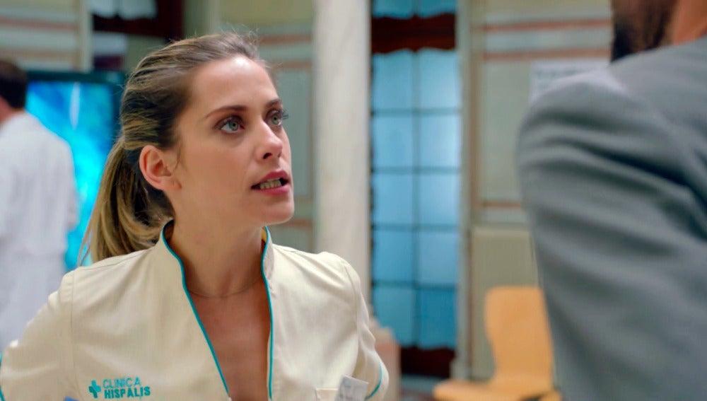 Carmen en 'Allí Abajo'