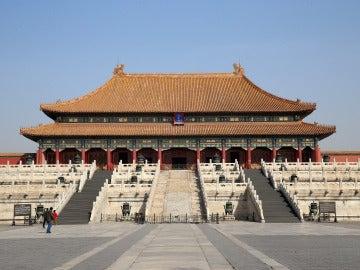 La Ciudad Prohibida, en Pekín (China)