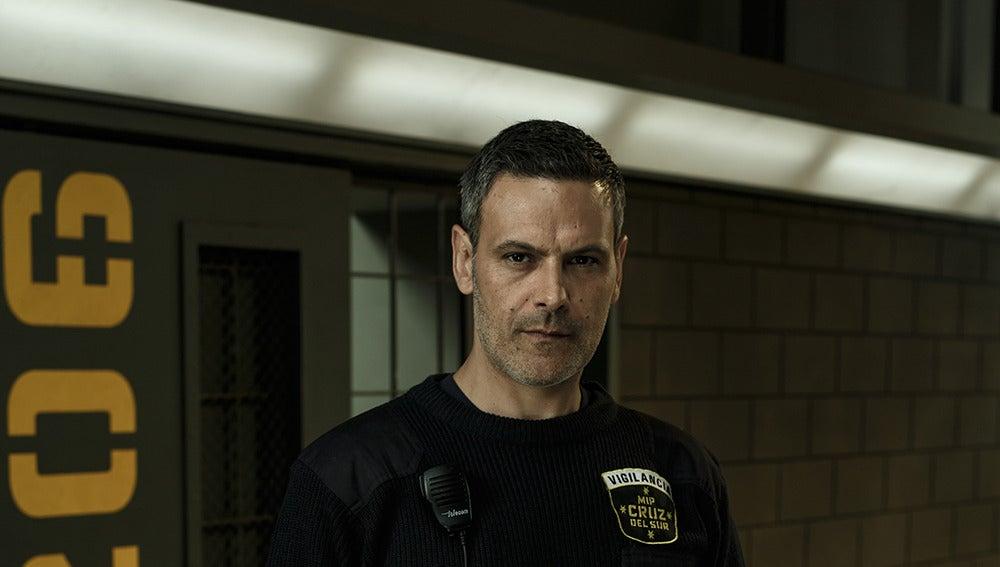 Roberto Enríquez es Fabio