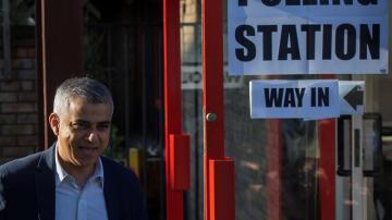 Sadiq Khan, alcalde de Londres