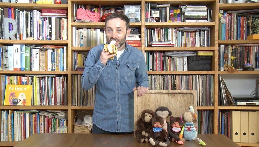 Llevas pelando los plátanos MAL toda tu vida...