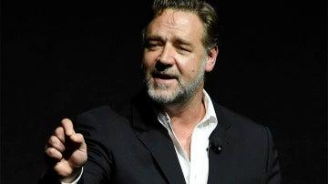El actor Russell Crowe