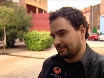 """Frame 35.213335 de: Ángel Sastre, tras ser liberado de su secuestro: """"Te preparas para lo peor"""""""