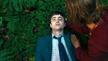 Daniel Radcliffe en 'Swiss Army Man'