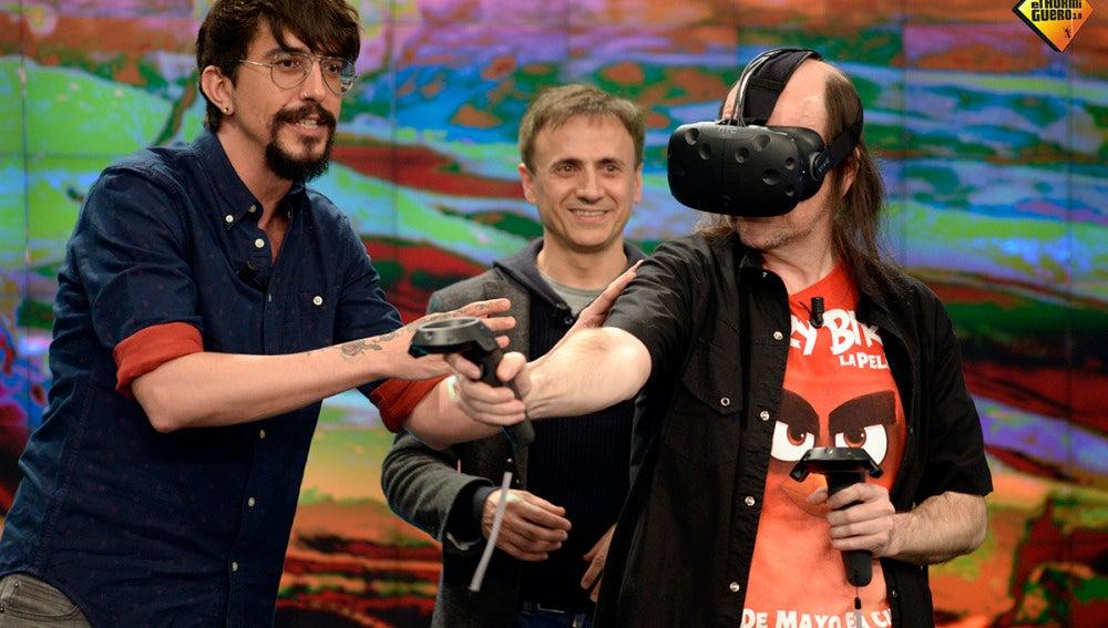 Así es la realidad virtual del futuro