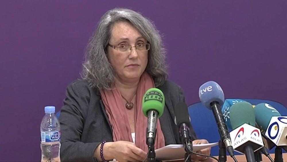 Frame 7.608541 de: La exsecretaria general de Podemos en Jaén acusa sus antiguos compañeros de acoso