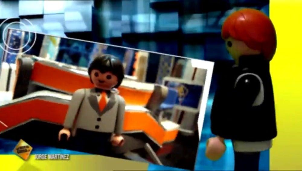 Frame 19.377277 de: 'El Hormiguero 3.0' entra en el mundo playmobil
