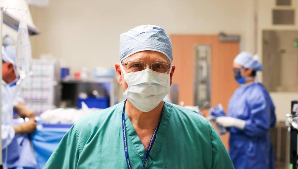 Doctor Michael La Quaglia