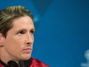 Torres, en rueda de prensa