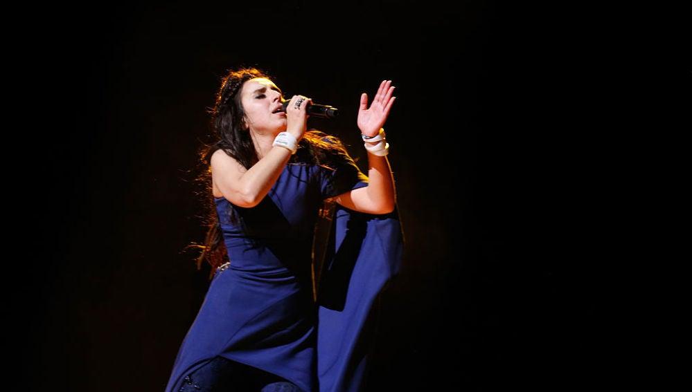 Jamala, ganadora de Eurovisión representando a Ucrania
