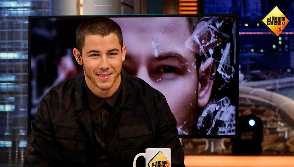 Así fue la última visita de Nick Jonas