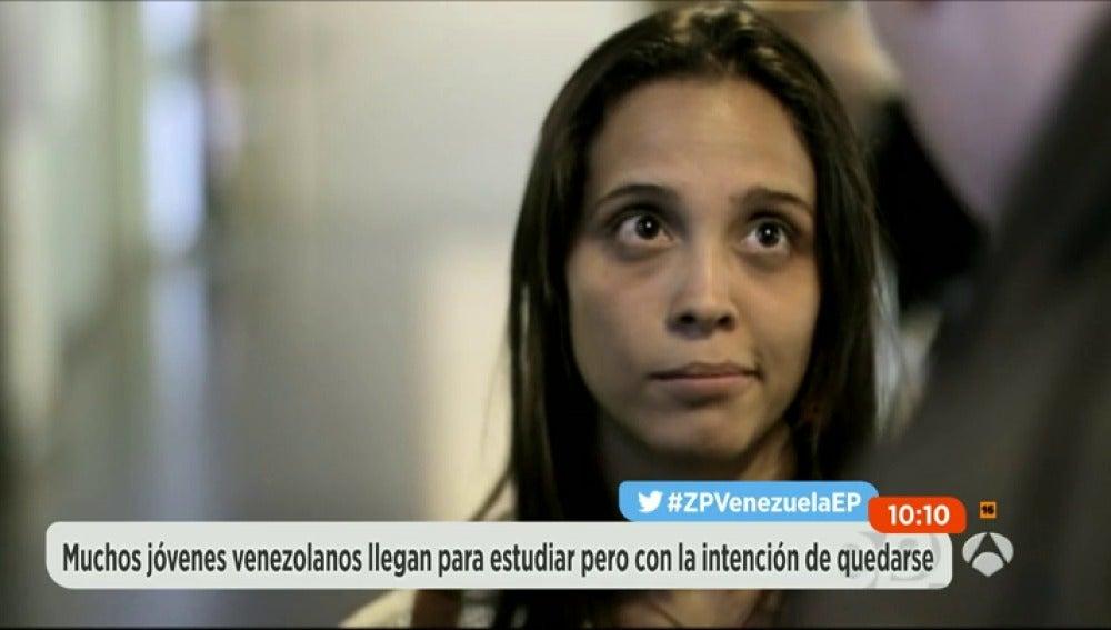 Frame 126.3955 de: España, principal destino de la emigración venezolana