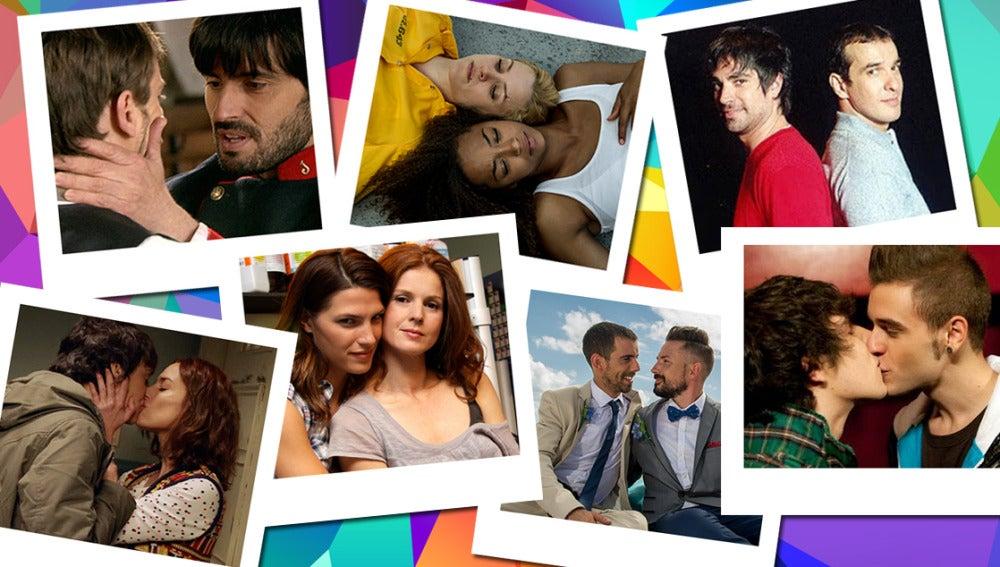 Los mejores romances homosexaules de Antena 3