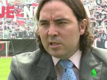 Martín Presa, con laSexta Deportes