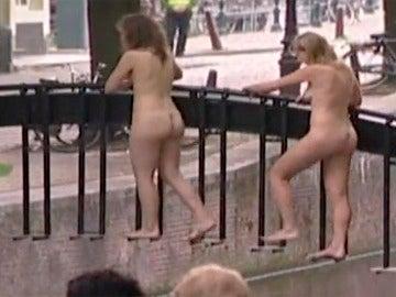 Mujeres desnudas fotografiadas por Spencer Tunick