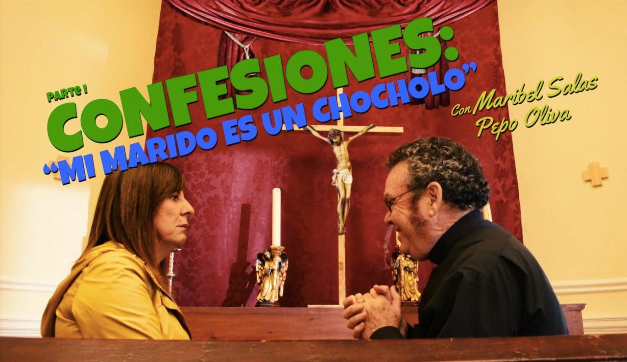"""Confesiones: """"Mi marido es un chocholo"""""""