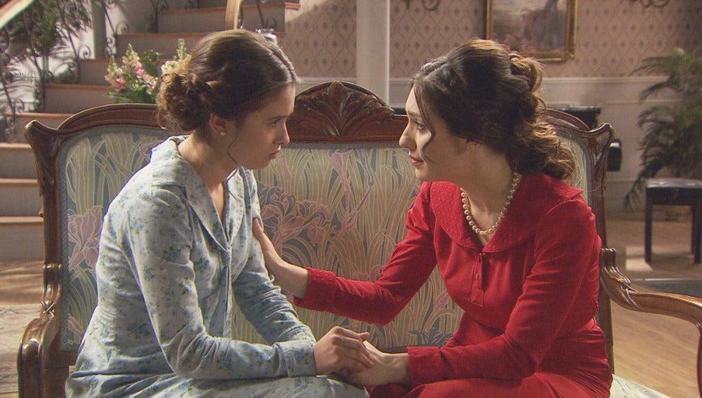 Beatriz y Camila