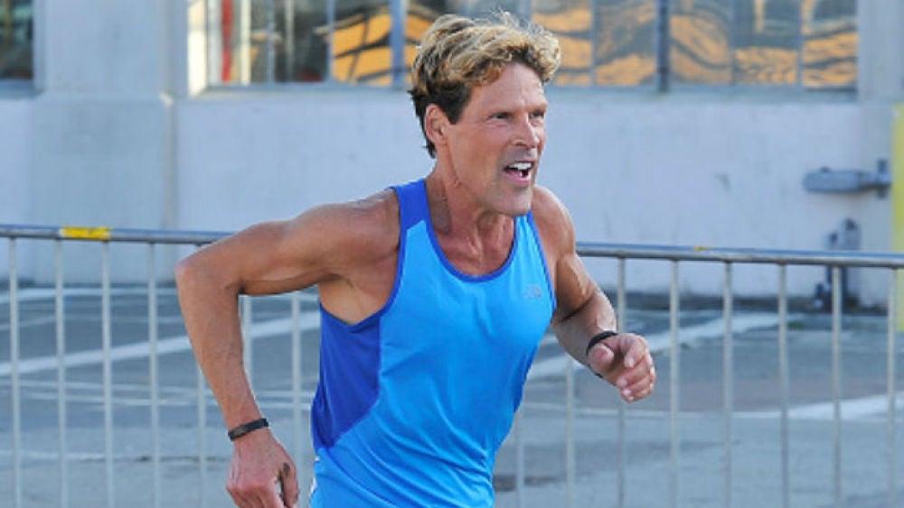 Dean Karnazes corriendo