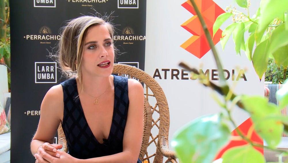 """María León: """"La de Iñaki y Carmen no va a ser una boda cualquiera"""""""