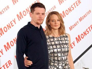 Jodie Foster en la presentación de 'Money Monster'