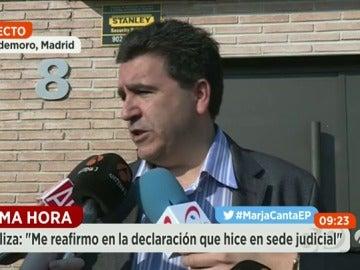 """Frame 129.983504 de: Marjaliza: """"Me reafirmo en las declaraciones que he hecho en sede judicial"""""""
