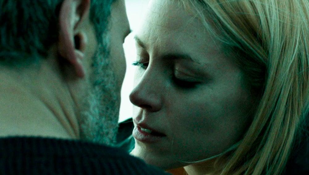 Fabio y Macarena, a punto de besarse