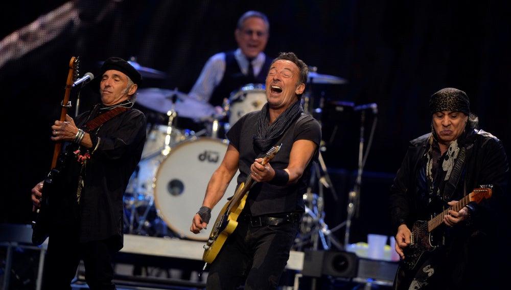 Bruse Springsteen en San Sebastián