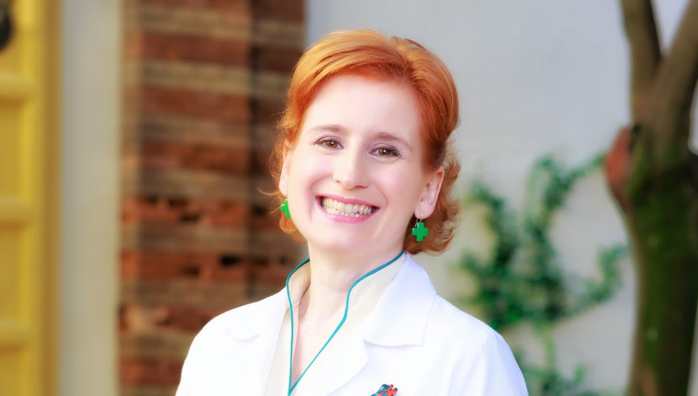 Mari Paz Sayago es Dolores