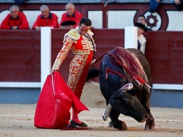 El torero valenciano Enrique Ponce