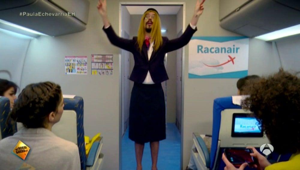 Frame 180.989396 de: Cómo viajar con tu pareja en avión, parte II