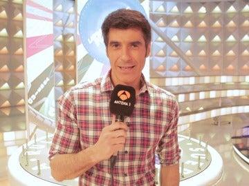 Jorge Fernández hace la porra de Champions Total