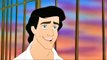 El príncipe Eric de 'La Sirenita'