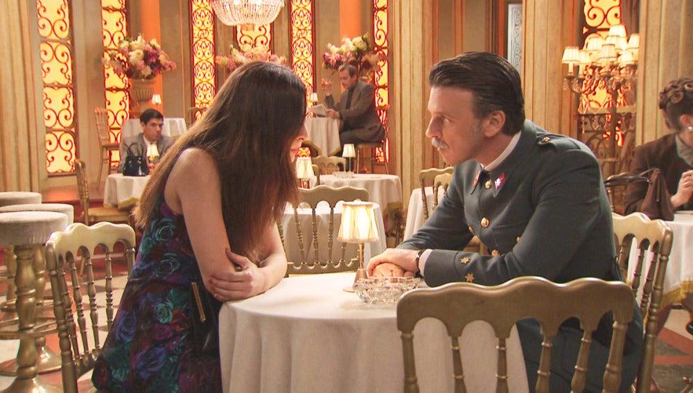 Rosa y Tomás