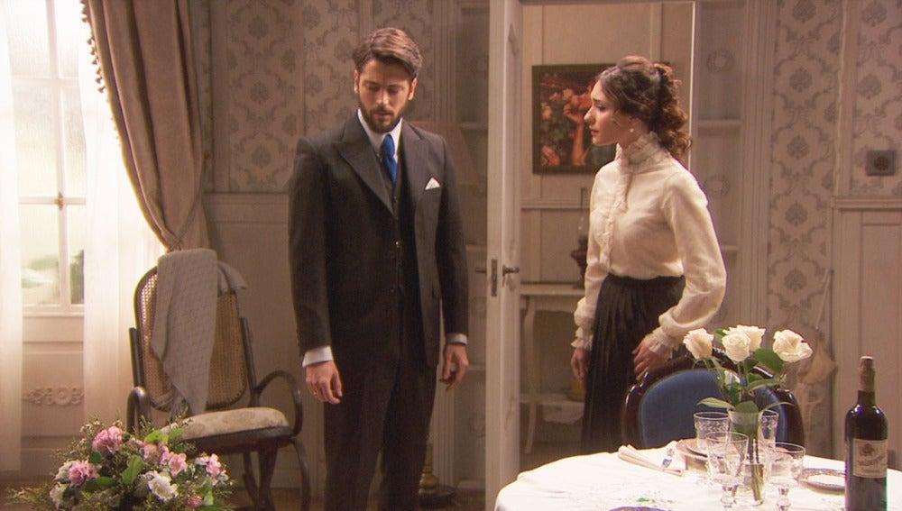 Camila y Hernando