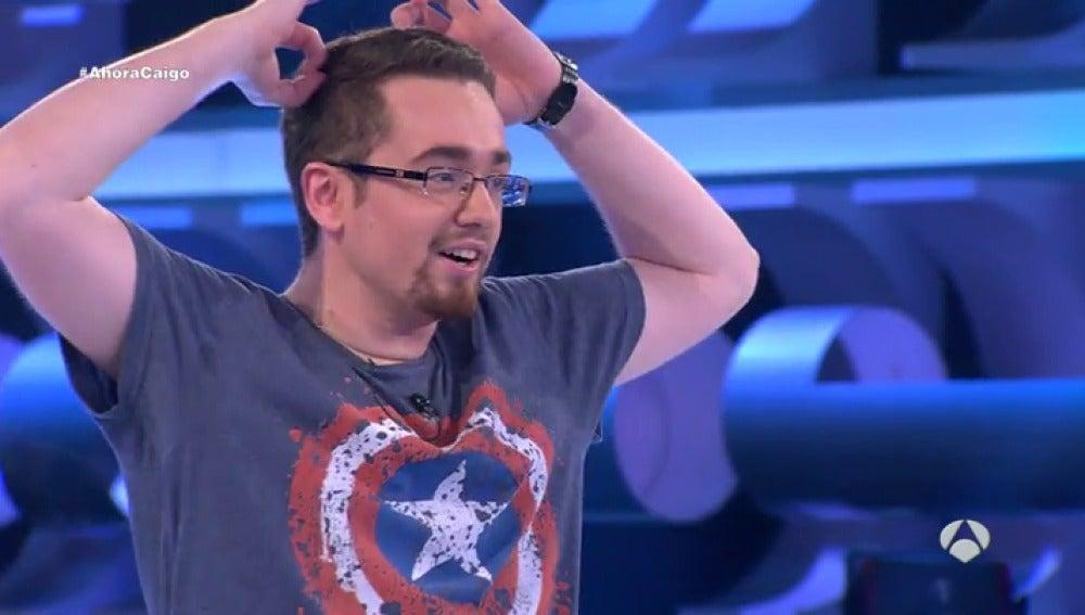Frame 72.547727 de: Cristian se planta y consigue su sueño: ir a Disneyland